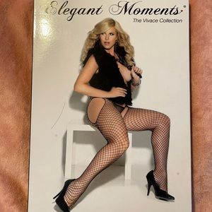 Fence Bet Pantyhose Queen Size